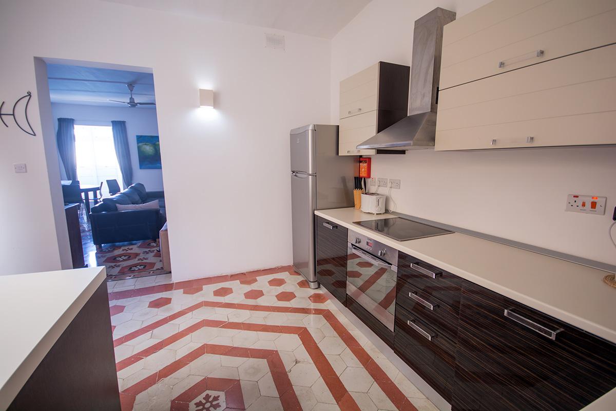 Valletta Sea View Apartment - 1 Bedroom
