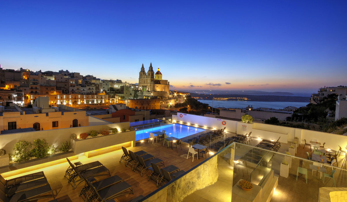 Mellieha Beach Apartments - Malta Letting